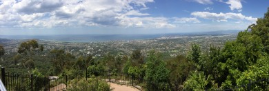 Mount Keira Summit Park Overlook